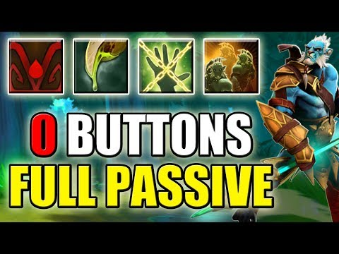Full Passive Play Phantom Lancer [0 Mana Ability Build] Dota 2 Ability Draft