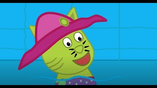 Fox Family and Friends new funny cartoon for Kids Full Episode #252