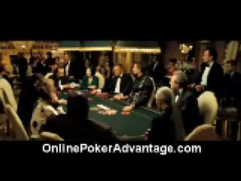 James Bond Casino Royale | Le Chiffre Wins