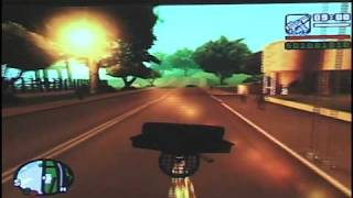 GTA SA: how to get to Liberty City- PS2 pt. 1