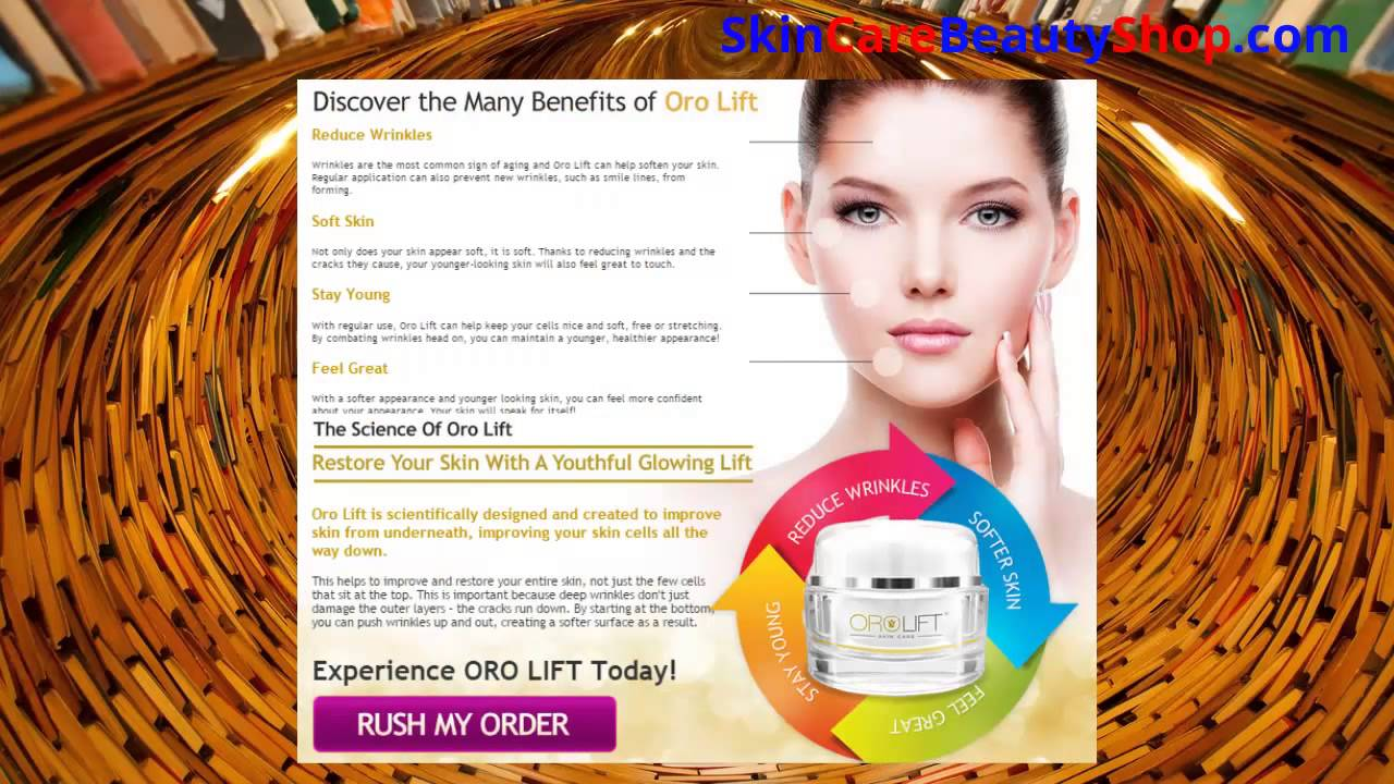 [Oro Lift Review   How To Prevent Wrinkles  Use Oro Lift Skin...] Video
