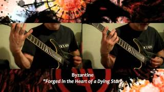 BYZANTINE - Vocal And Rhythm (Guitar Playthrough)