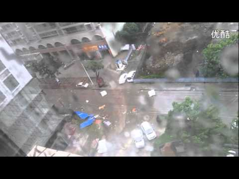 Lotus hurricane toward Taiwan Meteorological Bureau issued hurricane alerts at sea