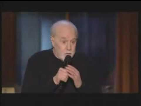 Swearing on the Bible - George Carlin