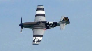 "🇺🇸 Screaming P-51 Mustang & B-17 "" Sally B "" Biggin Hill Airshow Flybys."