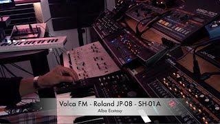 Volca FM / Roland JP-08 / Roland SH-01A
