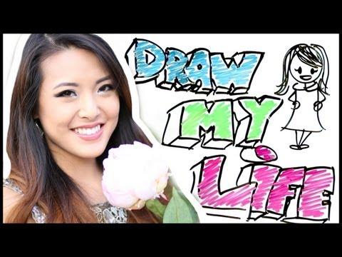 DRAW MY LIFE | Jen (From Head To Toe)