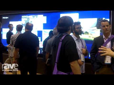InfoComm 2015: Prysm Highlights Mirroring Feature for Display Content