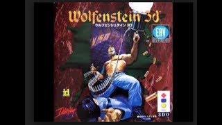 Let's Play Wolfenstein 3D (3DO)
