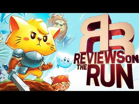 Cat Quest Game Review - Reviews on the Run - Electric Playground