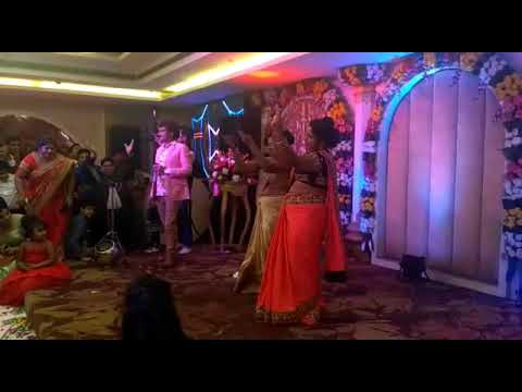 Dulhan ghar Ayi Groom Side performance 😍😍