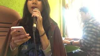 Icha Zagita Habis Latihan mempersembahkan 1 Lagu untuk mama Tercinta