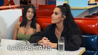 """""""KUWTK"""" Sisters Travel Back in Time to """"Saved By the Bell"""" Diner 