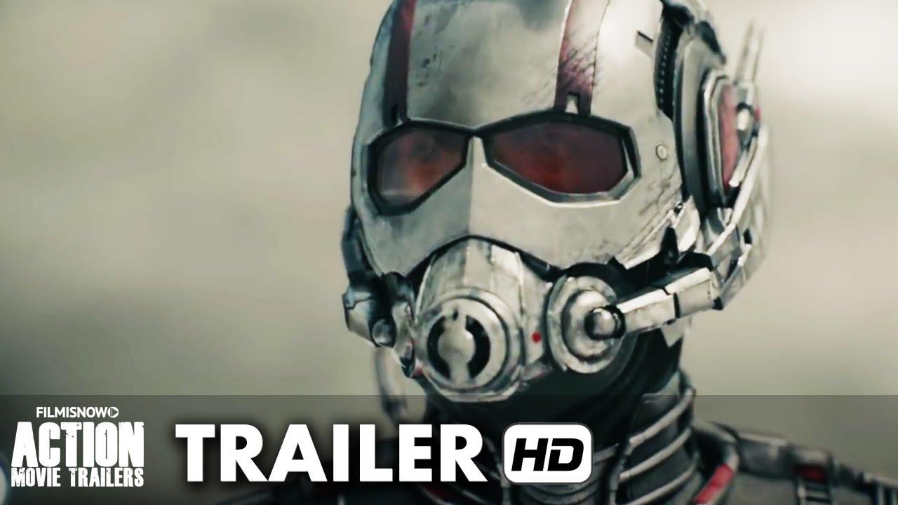 Ant-Man Official Blu-Ray Trailer (2015) - Paul Rudd [HD]