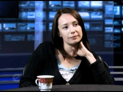 """Чулпан Хаматова в программе """"Час интервью"""""""
