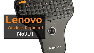 Review - Lenovo Wireless Keyboard N5901