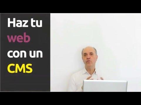 Haz tu web con un CMS - Modulo 2 del Curso de HTML5