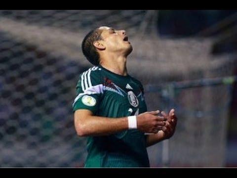 Costa Rica 2-1 México - pierde contra Costa Rica / USA manda a Mexico al repechaje (Brasil 2014)
