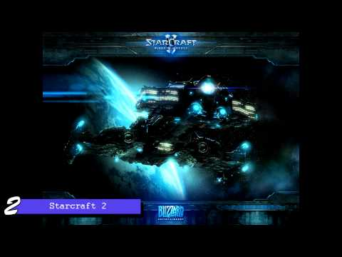 Top 5 RTS (Real Time Strategy) Games for PC [HD]