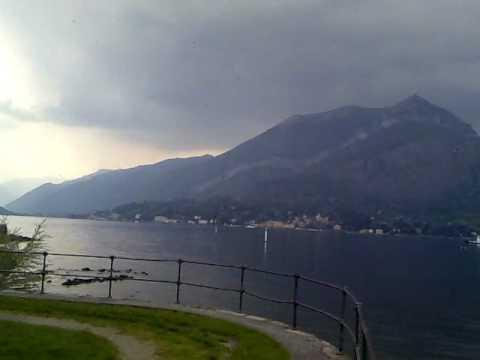 Bellagio, Capo Spartivento - Panorama