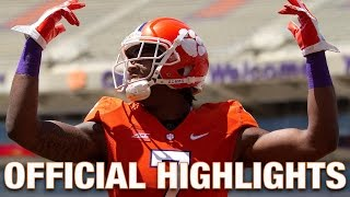 Mike Williams Official Highlights | Clemson Wide Receiver