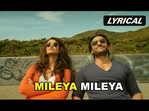 Mileya Mileya (Lyrical Video Song) | Happy Ending | Saif Ali Khan, Govinda & Ileana D'Cruz