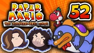 Paper Mario TTYD: Storage Room Sneaking - PART 52 - Game Grumps