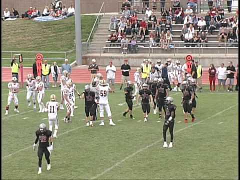 Logan High School at Northridge High School football game played 8-23-13 part 1 of 3