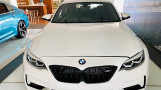 BMW M2 COMPETITION IN INDIA | REVIEW