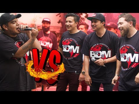 Freestyle - Los Noobs VS Aczino, RC, Lancer, Trafikante, Yoiker, K Road, RDGO ♛