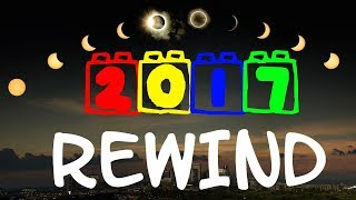 The Year 2017 In 9 Minutes - YouTube Rewind and World Events Year In Review