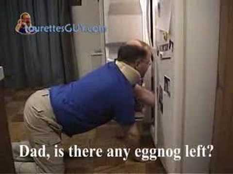 Tourettes Guy - Fridge video
