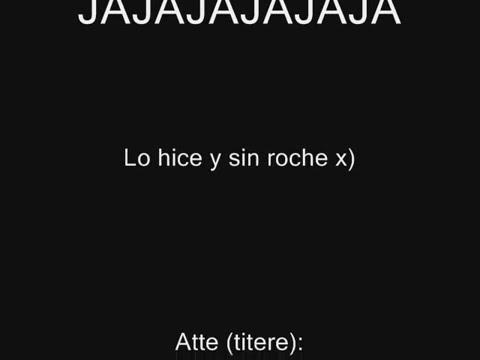 STEFANY TAVARA CHICA TITERE || PUPPET GIRL