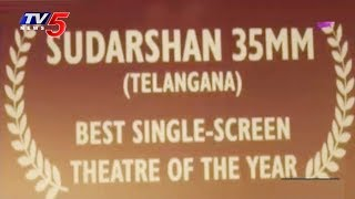 Sudarshan 35MM Theatre Gets Best Single-Screen Theatre Of the Year Award