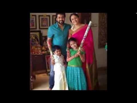 Surya Family Photos