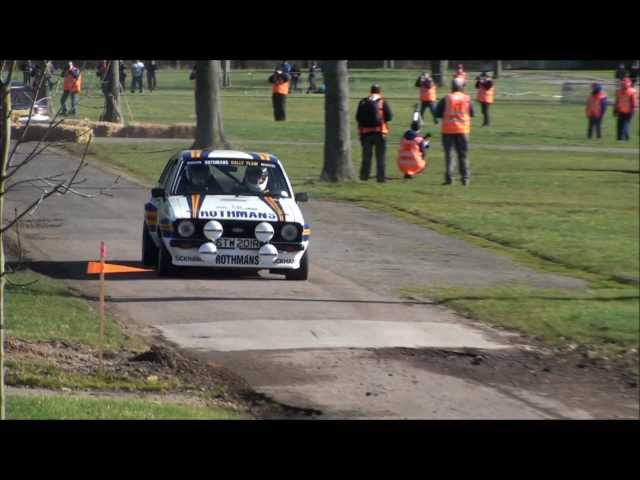 Race Retro 2012 - Classic Rally Cars
