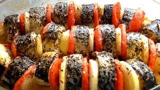 СКУМБРИЯ Скумбрия запеченная в духовке Рыба рецепт приготовления