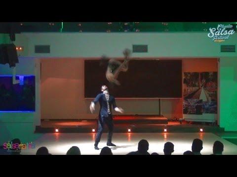 Elektra & Thodoris Salsa Show | 2.Chania Salsa Festival