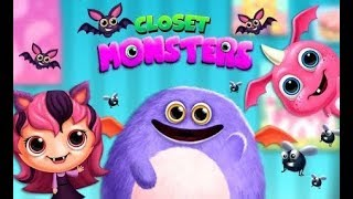Closet Monsters Baby Monster Care Games