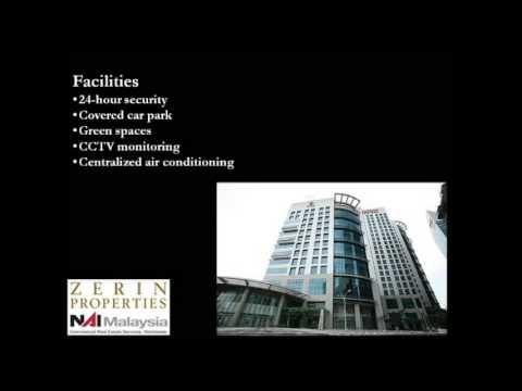 Zerin Properties - Plaza Sentral Office Space For Rent KL Sentral