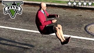 GTA 5 Online Best Car Ever - EPIC GLITCH, INVISIBLE CAR in GTA V!! Silliness ensues