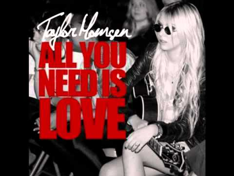 Taylor Momsen - All You Need Is Love