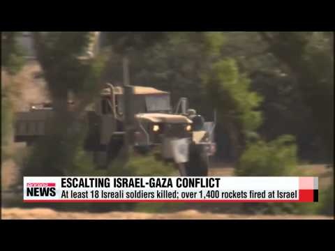 UN Security Council calls for immediate ceasefire in Gaza