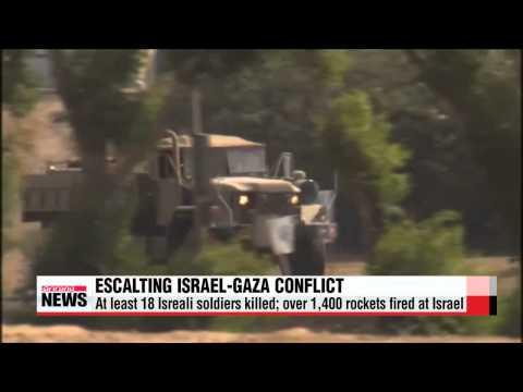 UN Security Council calls for immediate ceasefire in Gaza