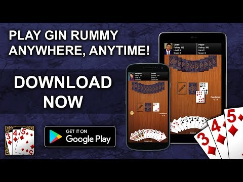 Gin Rummy APK Cover