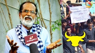 Gangai Amaran: One Who is on Jallikattu Protest Now Was Against It Once : Gangai Amaran Interview