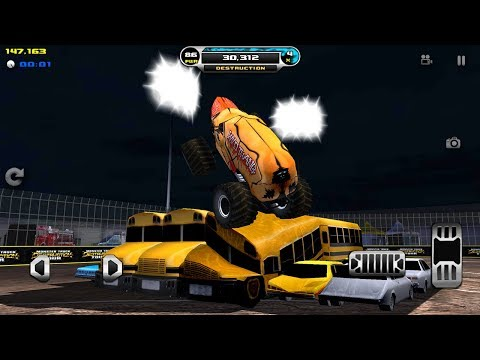 Monster Truck Destruction™ APK Cover