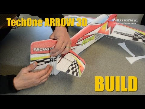 TechOne Arrow 3D 800mm Build