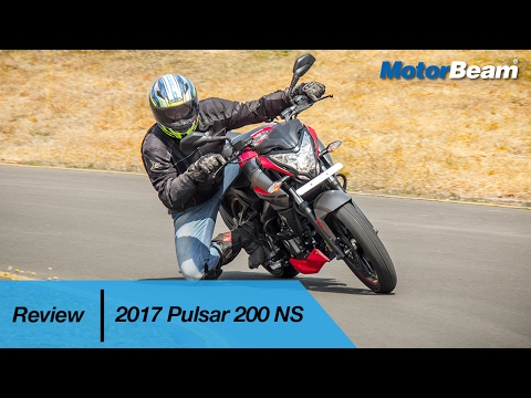 2017 Pulsar 200 NS Review - 7 Changes   MotorBeam