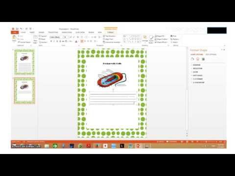 How to Create Notebooking Pages Using Powerpoint